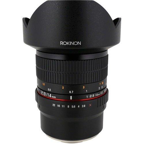 14mm f/2.8 超广角镜头 (索尼E口)