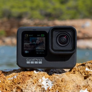 4折起 多款配件$30起GoPro 运动相机、配件专场 HERO9 Black仅需$575