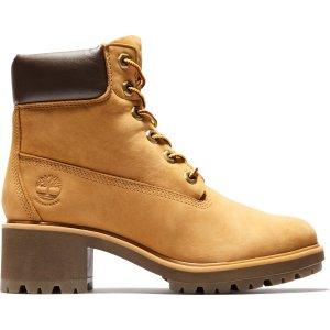 TimberlandKinsley 女款粗跟黄靴