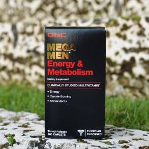Up to 57% OffGNC Mega Men® 50 Plus One Daily