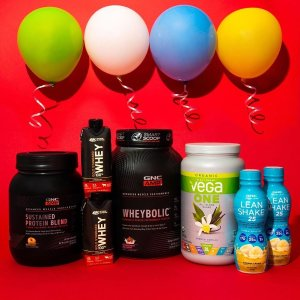 BOGO 50% OffGNC Protein And Fitness Exclusive