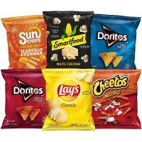 Frito Lay Frito-Lay 经典混装多口味薯片 35包装