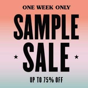 低至2.5折 收平价香奶奶最后一天:Rebecca Minkoff精选包包、服饰Sample Sale热卖
