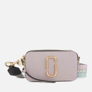 Marc Jacobs满$547享7折香芋紫相机包