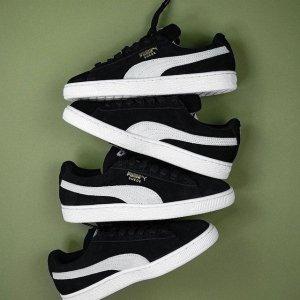 低至5折Puma 运动潮鞋热促 经典款$89