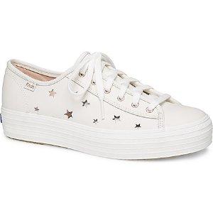 Keds星星小白鞋