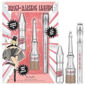 Brow Raising Lineup! Mini Brow Trio Set - Benefit Cosmetics   Sephora