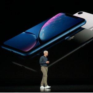 低价iPhone £749起售苹果秋季发布会 全新 iPhone X R 正式发布