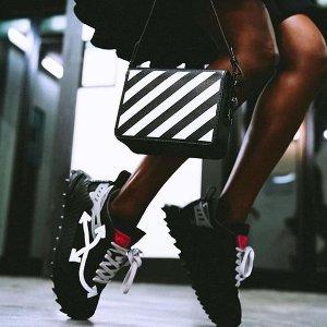 8.8折+包税直邮中国Off-White 潮服潮鞋热卖,箭头小白鞋好码仅¥2000+