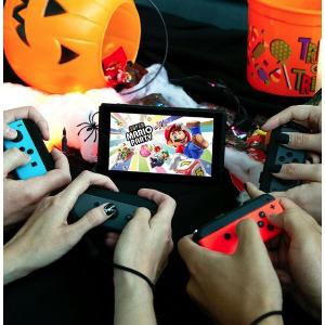 $398   亚马逊自营Nintendo Switch 任天堂游戏机  红蓝经典版