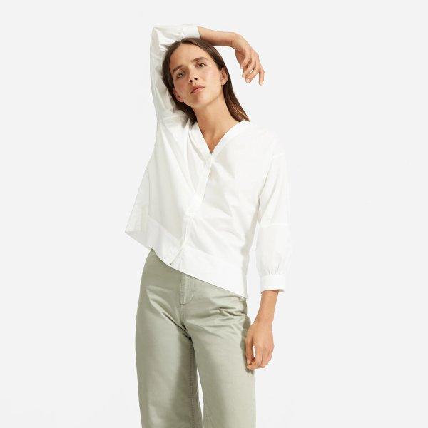 丝滑棉衬衫 多色选