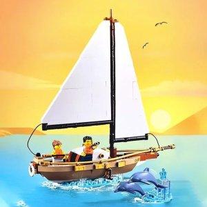 $12.99起 8/1-8/3 送Ideas帆船冒险