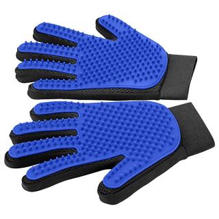 $10.17(原价$15.86)闪购:DELOMO 宠物毛发梳理手套