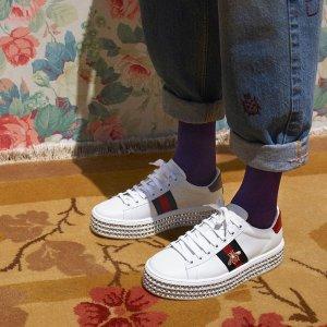 定价优势Gucci专场,多款小白鞋、穆勒鞋比官网便宜