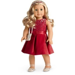 American GirlTis the Season Party Dress for 18-inch Dolls | American Girl