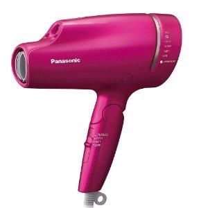 直邮美国到手价$155.5新款 Panasonic 松下 EH-NA9B 纳米水离子 吹风机 特价