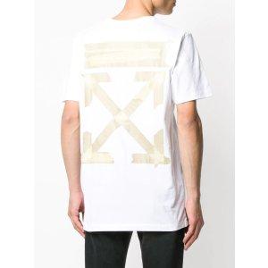 男士logo T恤