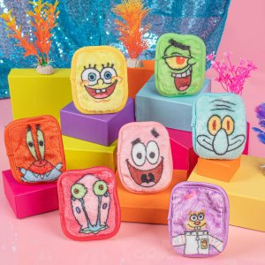 $25MakeUp Eraser Spongebob Set