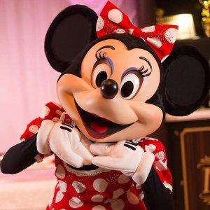 低至5折+额外9折 £13收米奇背包延长一天:迪士尼夏日大促来袭 米妮米奇陪你过夏天