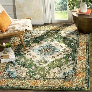 Mistana装饰地毯