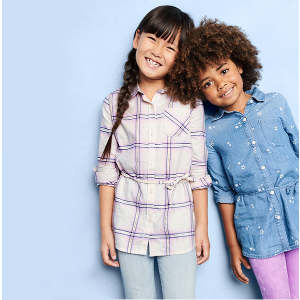 As low as $2.39OshKosh BGosh Clearance