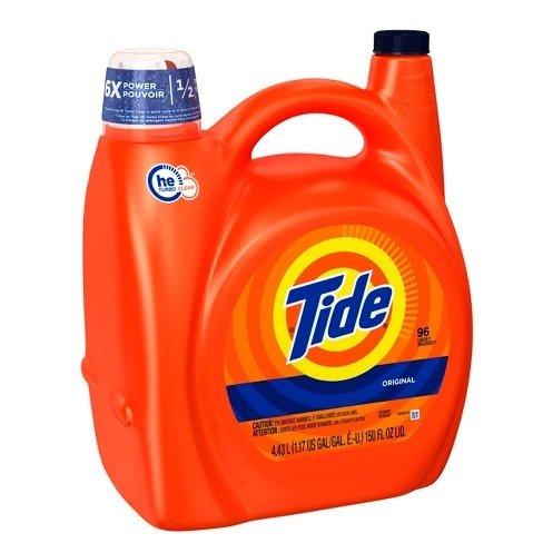 HE Turbo 洗衣液 150oz
