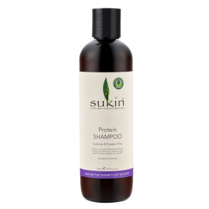 Sukin Protein Shampoo (500ml)  Free Shipping   Lookfantastic