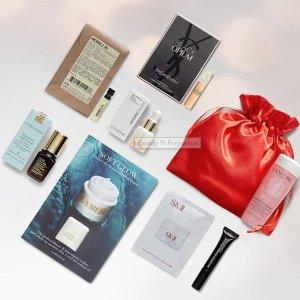 满$88 赠豪华中样套装 包括粉水中样Nordstrom 庆新年活动 美妆香氛购物满额赠好礼