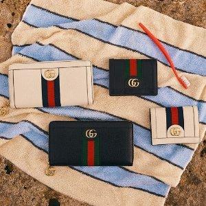3折起+最高额外减$50独家:Gucci、Loewe等大牌特卖  Mini Puzzle粉色$999 手慢无