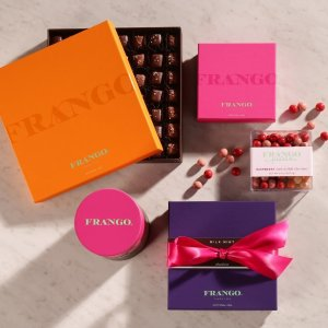 25% OffFrango Chocolate Gift Boxes Limited Time Offer