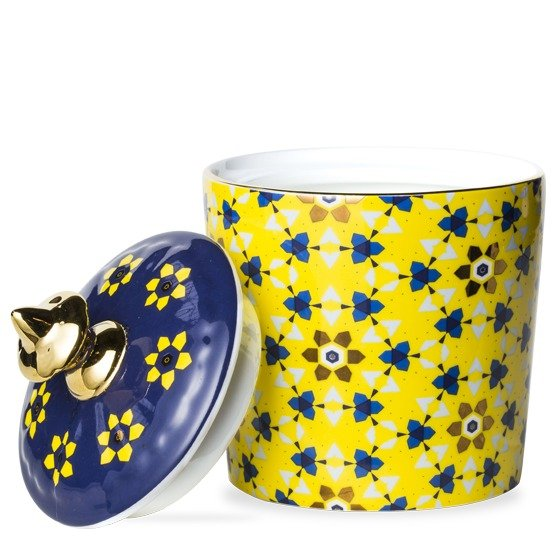 Basket Sugar Bowl Yellow - T2 APAC | T2 TeaAU
