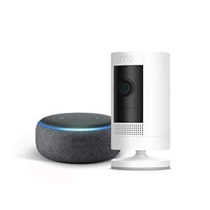 摄像头 送Echo Dot 3代