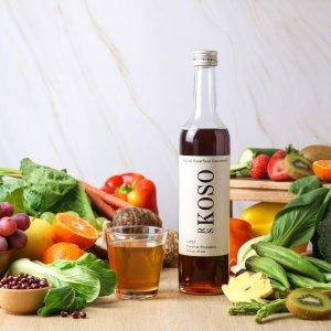 低至7折+额外9折+留言抽奖独家:R's KOSO 植物水果天然酵素果饮农历新年大促