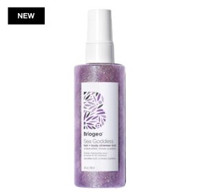 Sea Goddess Hair + Body Shimmer Mist - Briogeo | Sephora