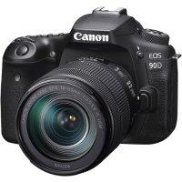 Canon EOS 90D + 18-135mm 镜头