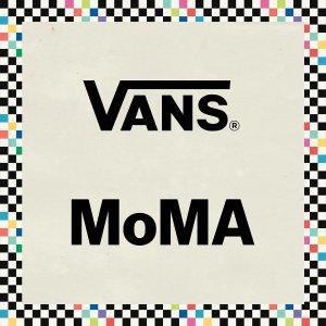 $149.9起 暂码全,断货快上新:Vans x MoMA现代艺术博物馆联名 达利、莫奈穿身上