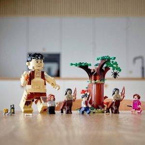 $31.97(原价$39.99) 253pcs史低价:LEGO 乐高 75967 哈利波特系列 禁林乌姆里奇的遇见