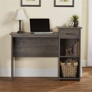 Mainstays Student Desk with Easy-glide Drawer