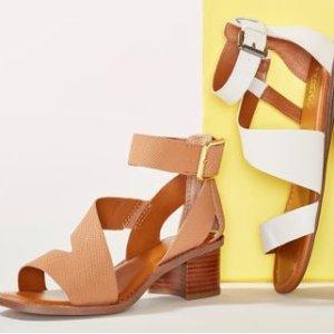 低至5折 $27收方扣凉拖Franco Sarto 凉鞋热卖 舒适与美貌兼得