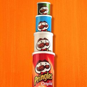 €0.9/罐 童年的味道Pringles 品客薯片热卖 《三十而已》大结局要配薯片才够味