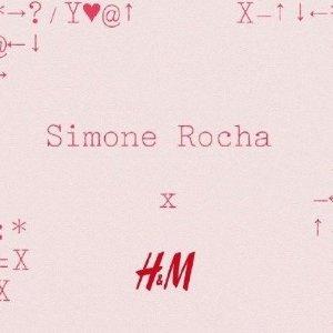 预计3月11日发售预告:Simone Rocha x H&M年度设计师合作系列 多图曝光