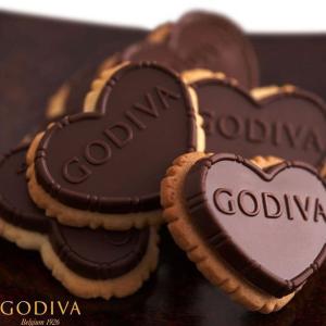 满额立享7.5折 12块装仅$8.95Godiva 经典巧克力饼干礼盒 限时热销