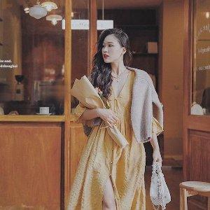 5折起 €23收碎花上衣Jovonna London 夏促上新 法式小众设计师 小香风超好价