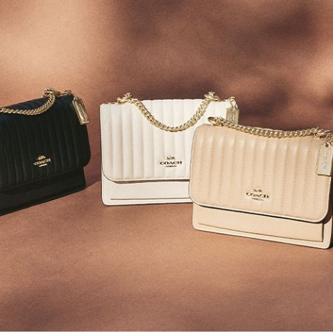 $10 Off $100COACH Outlet Quilting Bags Sale