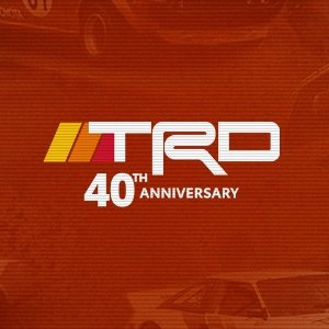 Today Only: 40% offTRD 40th Anniversary Parts Sale