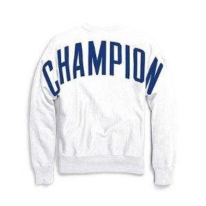 Champion第二件半价男款运动卫衣