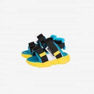 Moschino小童凉鞋