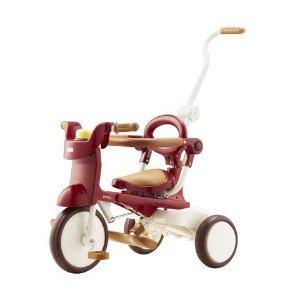 iimo #02 Foldable Tricycle for Toldders & Kids (Classic) | iimo USA