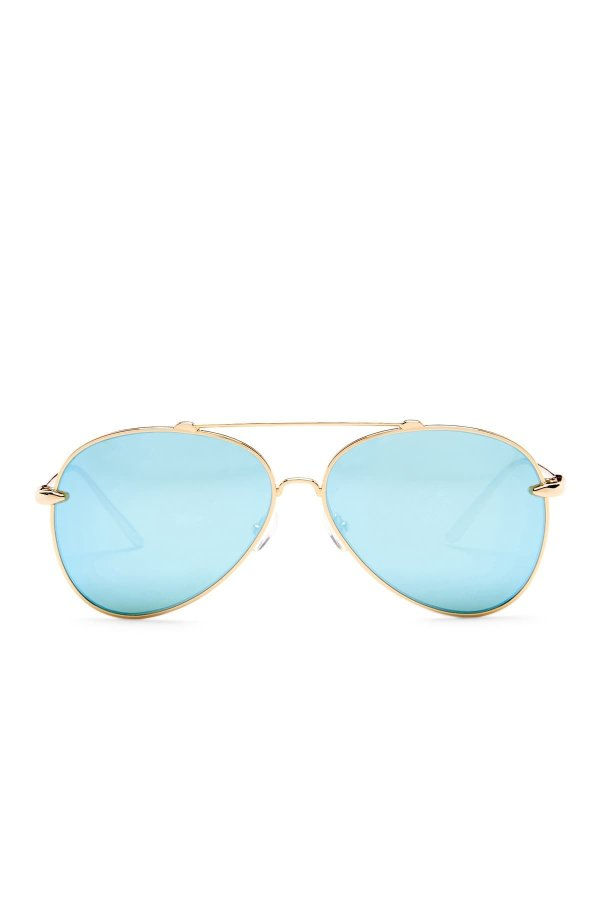 Tommie 60mm Aviator 墨镜