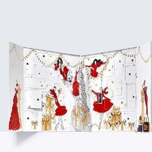 低至$156收价值超$380礼盒Estee Lauder 圣诞倒数日历上新 含24件大热好物